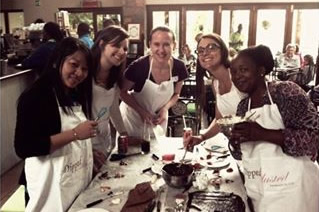 The Chocolate Challenge - Team building taken to a whole new level